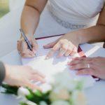 Accordo prematrimoniale: come muoversi