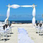 Sposarsi ad agosto: matrimonio a prova d'estate