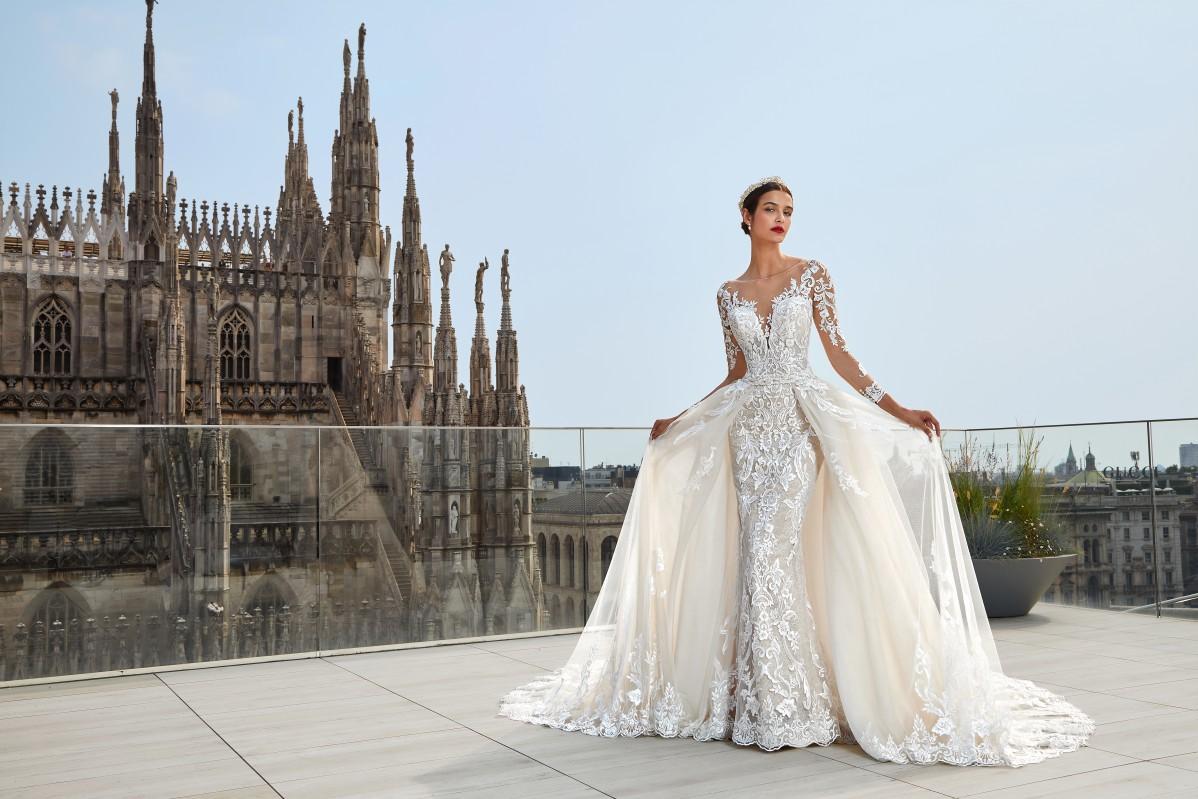 Abiti da sposa: il modello Dual Dress